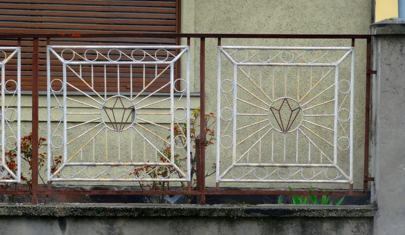 The Beautiful DiY Rebar Art That Still Decorates Ex-Socialist Buildings