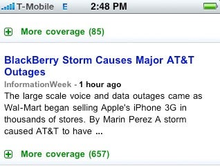 OK People, It Might Be Time to Lay Off the BlackBerry Storm Hate