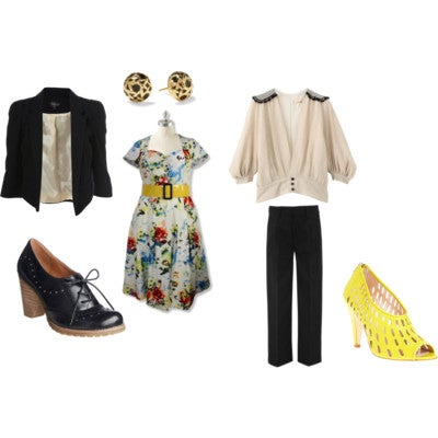 Dress Code: More Ideas On Date Night