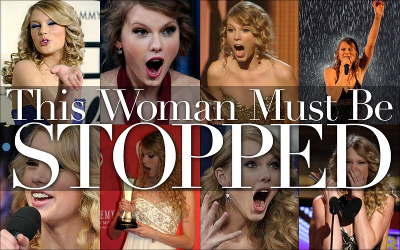 The Hater's Guide To Taylor Swift