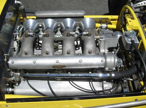 Workhorse Engine of the Day: Offenhauser!