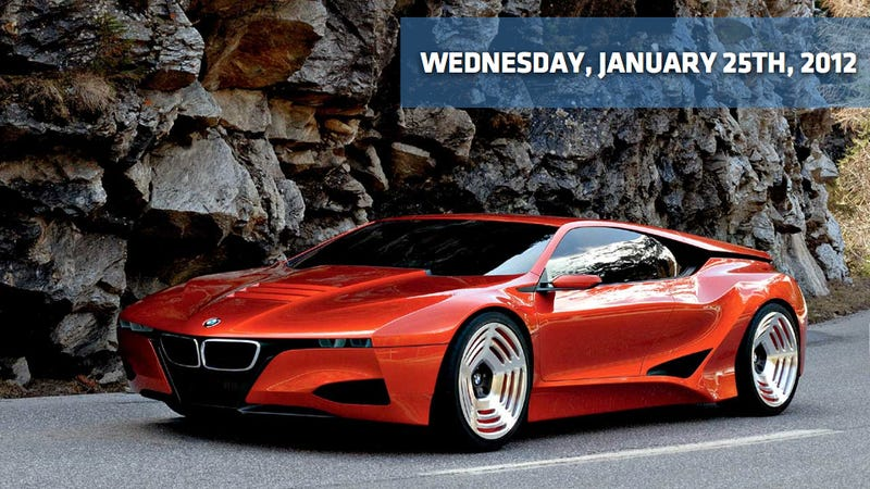 2012 BMW M6, Obama Crows Over Big Three In State Of The Union, And Ford Will 'Go Further'
