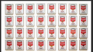 Brain Candy: Campbell's Grid Puzzle for Warhol Lovers