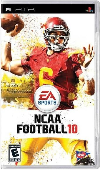 No More PSP for NCAA Football