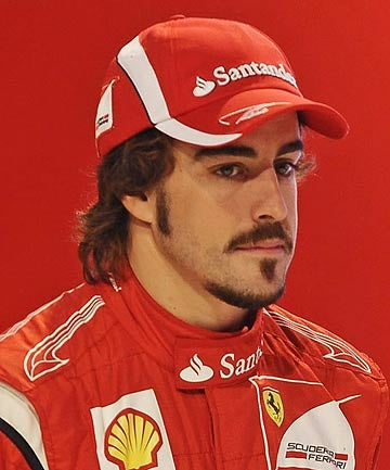 This person looks like Fernando Alonso