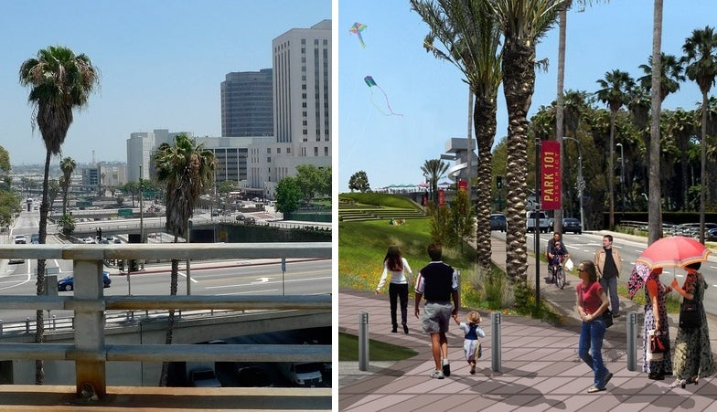 Five Cities Turning Ugly Overpasses Into Vibrant Parks