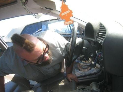 Junkyard Build Quality Challenge, Speedometer Edition: Germany