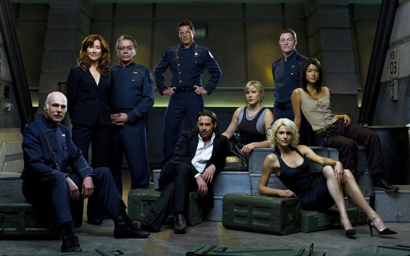 The Battlestar Cast: One Year Later