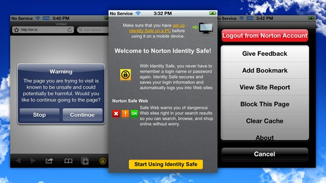 Symantec's Norton Identity Beta Offers Painless Password Management on Desktops and Mobile Devices