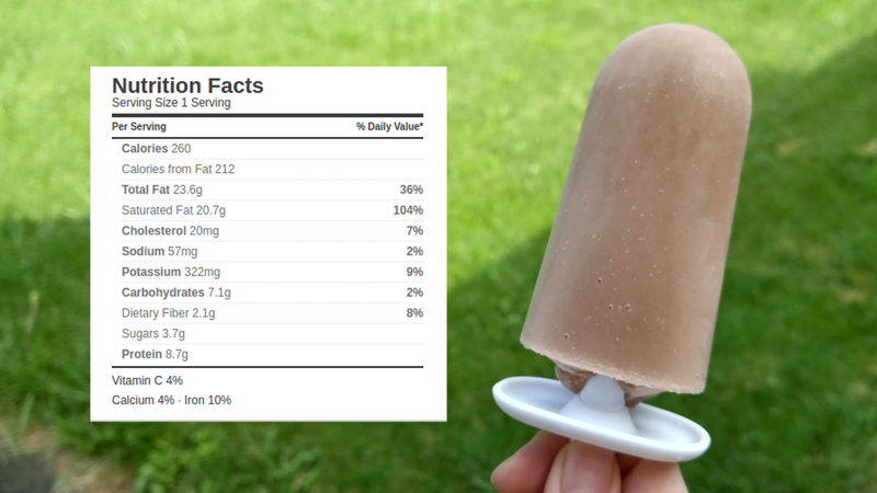 Four Frozen Protein Smoothies That Make Perfect Post-Workout Popsicles