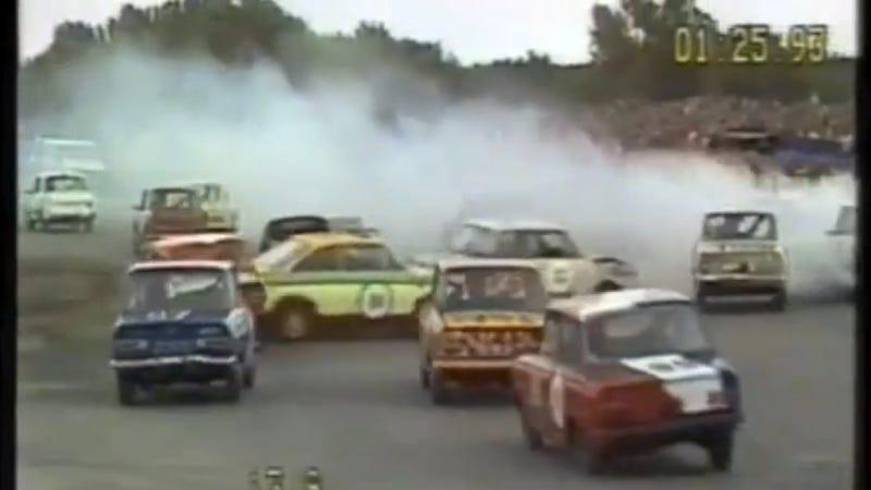 Because Racecar Backwards Racing Backwards Racecar
