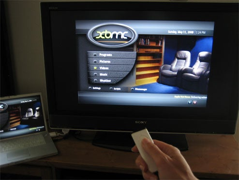XBMC Turns Your Mac into the Ultimate Media Center