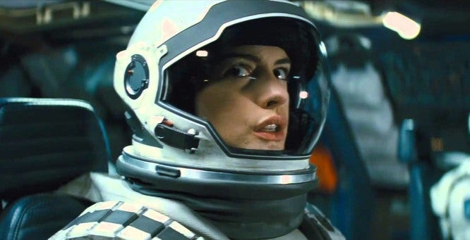 Christopher Nolan Shows Us Interstellar's Mind-Warping Alien Planet