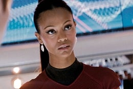 New Star Trek Trailer Offers Topless Uhura And Fun Scotty