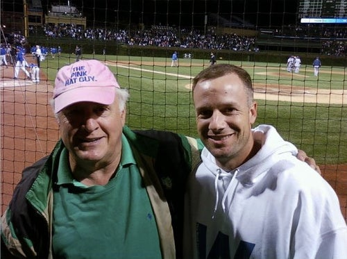 Pink Hat-Wearing Cubs Fan Identified, Loathed (UPDATE)