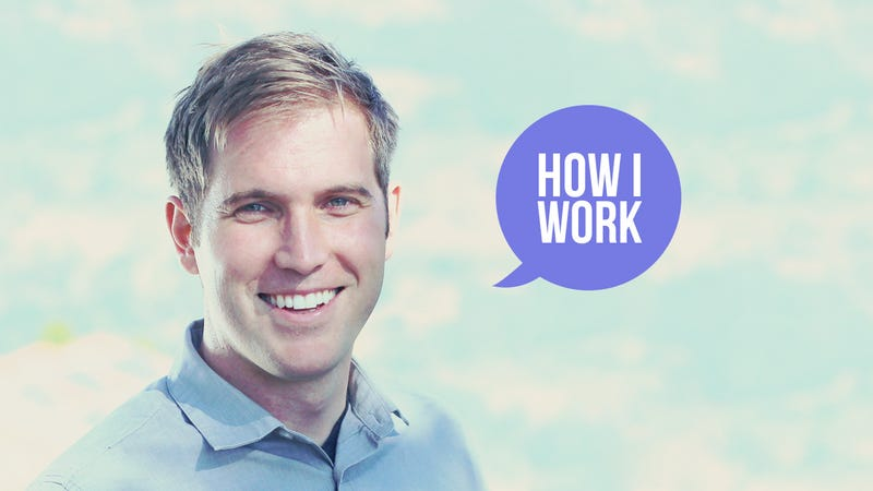 I'm Mark Arnoldy, CEO of Possible, and This Is How I Work