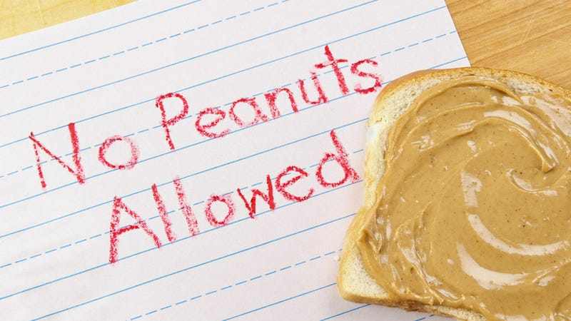 Study Finds That City Kids Are More Likely to Have Food Allergies