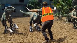 Jurassic World Just Got Weird/Awesome