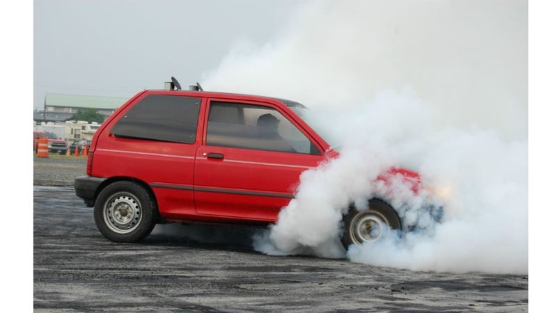 The Best Front Wheel Drive Cars Have Mid Mounted Chevy V8s