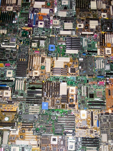 Motherboard Walls Add That Special Something To Your Next Remodeling Project