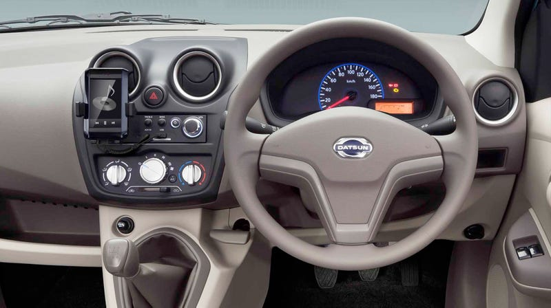 Would You Buy The $7,000 Datsun Go?