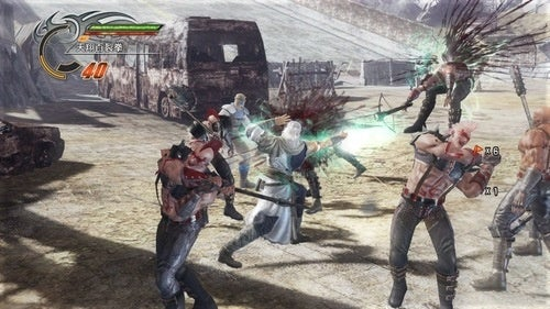 More Fist of the North Star Screens, Yes Already Dead
