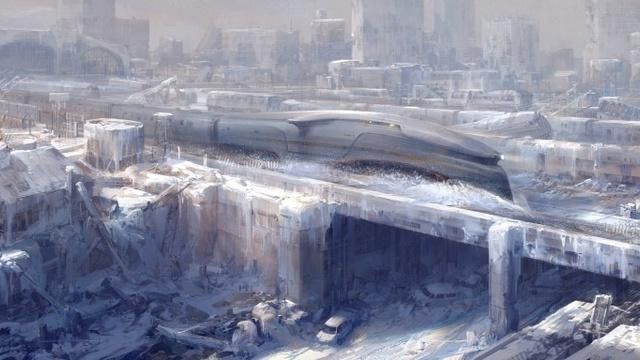 Snowpiercer is the biggest hit movie in Korean history