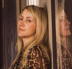 Janna Bullock Likes Dostoevsky And Leopard Skin Prints