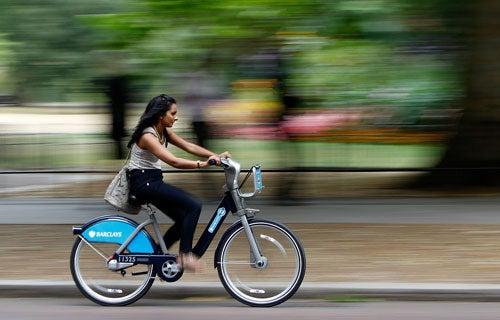 London's New Bike System Makes Us A Little Jealous