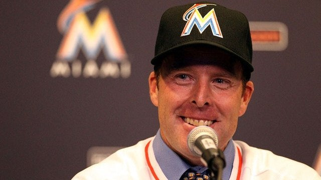 The Marlins' New Manager Is A Rare Pair