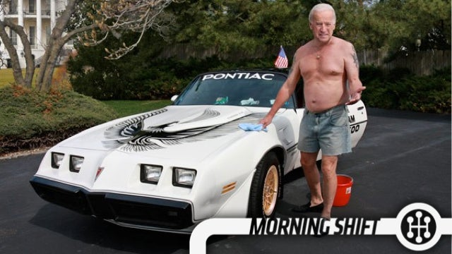 Does VP Joe Biden Going To Detroit Auto Show Presage A New Trans-Am?