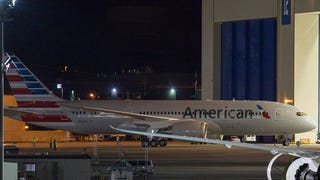 First Look at American Airlines' First 787