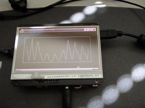 DIY Graphing Calculator is Touchscreen Nerd Excalibur