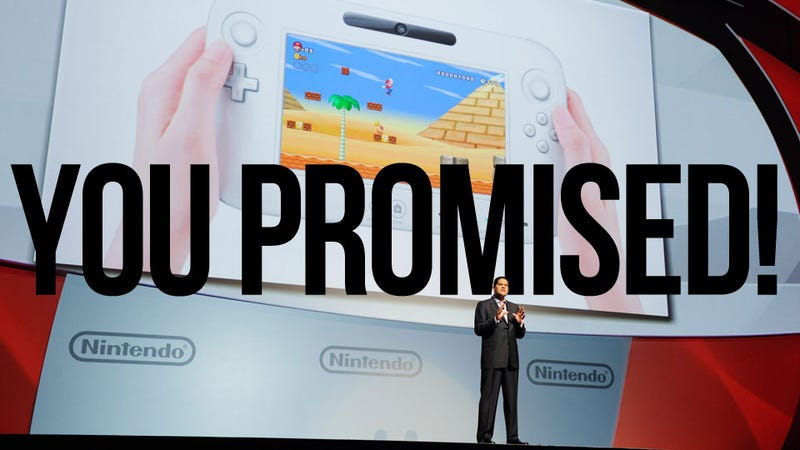 One Year Later, Did Nintendo Keep Their E3 2011 Promises?