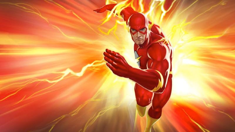 See Barry Allen Become The Flash in DC Universe Online's Next Extension