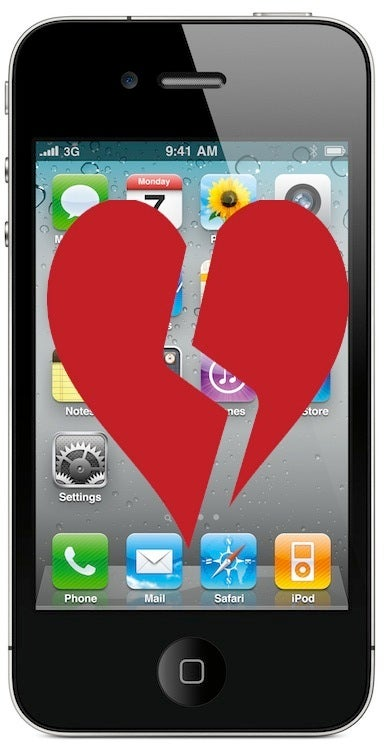 Love Don't Cost A Thing, Well Maybe An iPhone 4