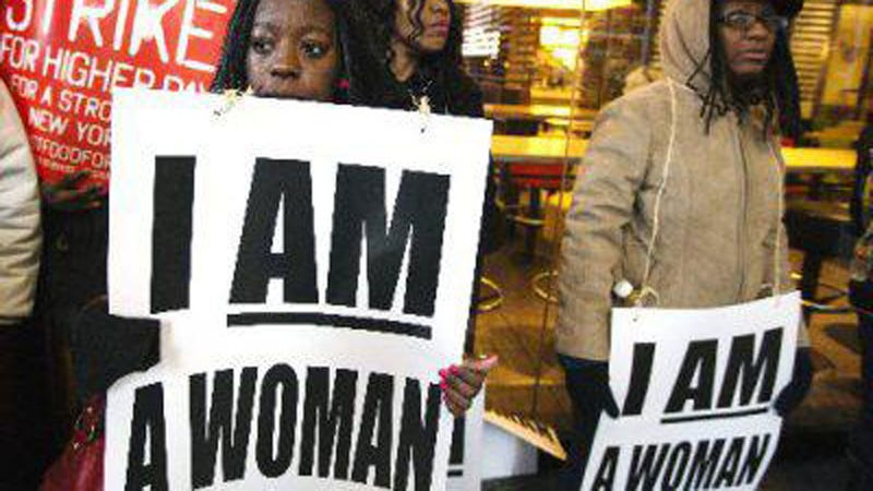 The NYC Fast Food Strike Matters For Women
