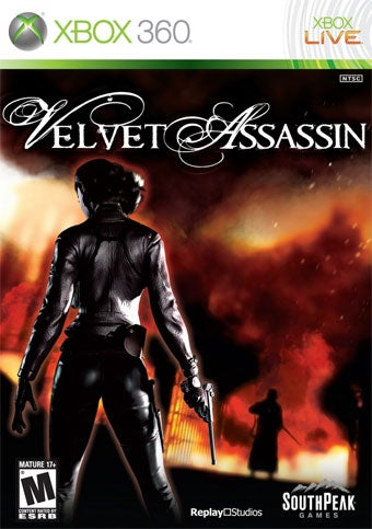 Velvet Assassin Review: Lie Back And Think Of England