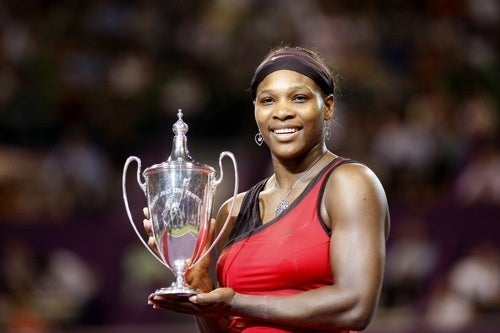 Serena Williams Named AP Athlete Of The Year