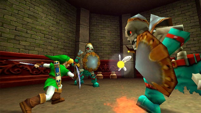 The Legend of Zelda: Ocarina Of Time 3D Is 'Crammed' With New And Interesting Things