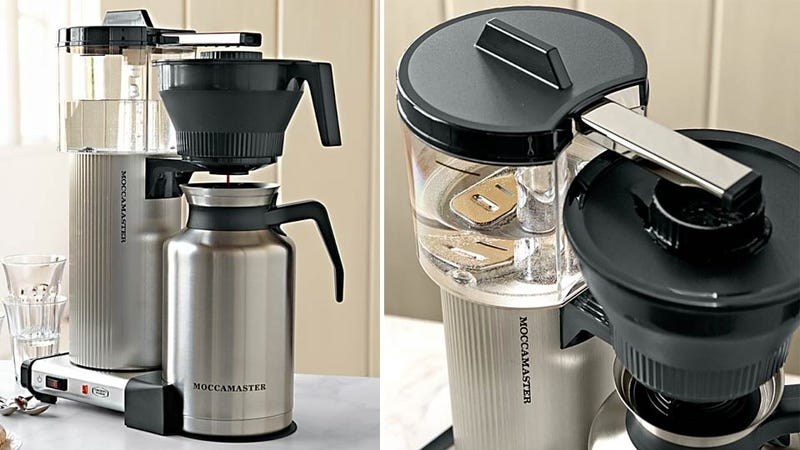Gorgeous Coffee Maker Is More Obsessed About Water Temperature Than You Are