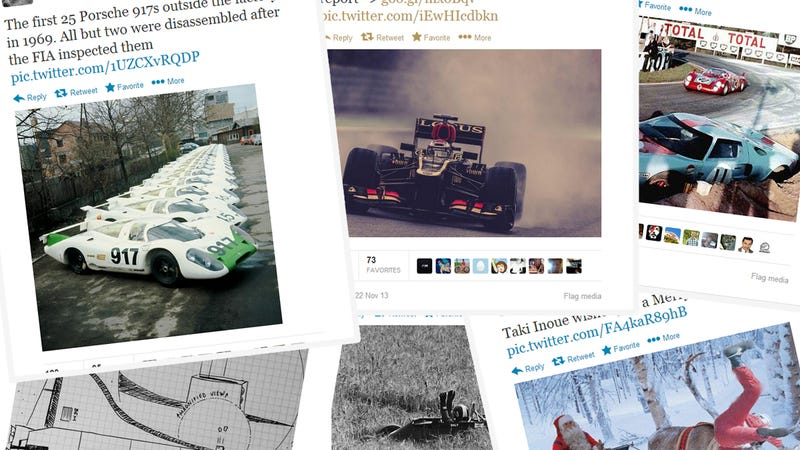 The Ten Automotive Twitter Accounts You Must Follow