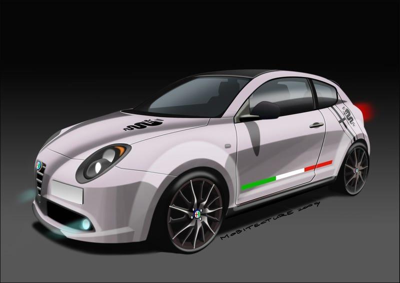 180 HP Alfa Romeo MiTo Veloce To Bridge GTA Gap