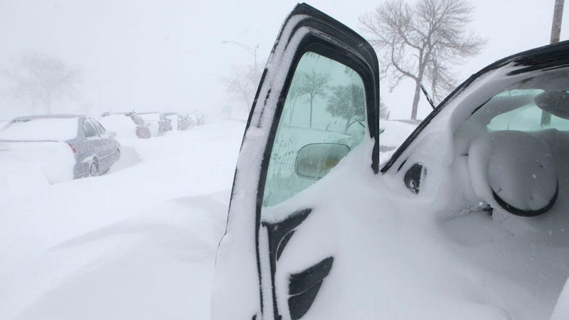 How Chicago's using the web to reunite 519 Snowpocalypse-stuck cars with their owners