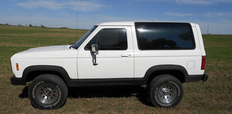 For $4,250, is this Bronco II good to be true?