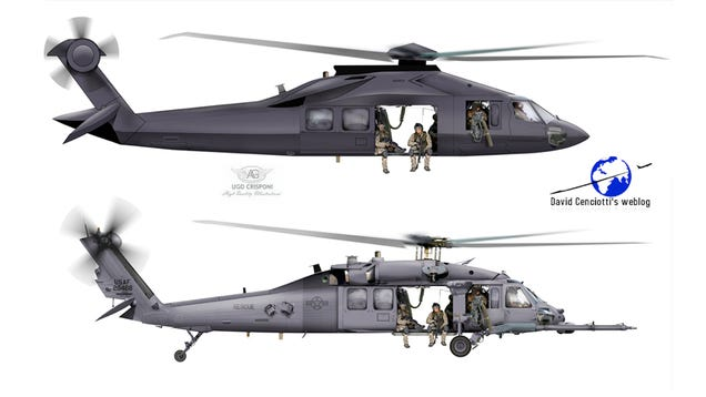 Is This the Navy's Secret Helicopter?