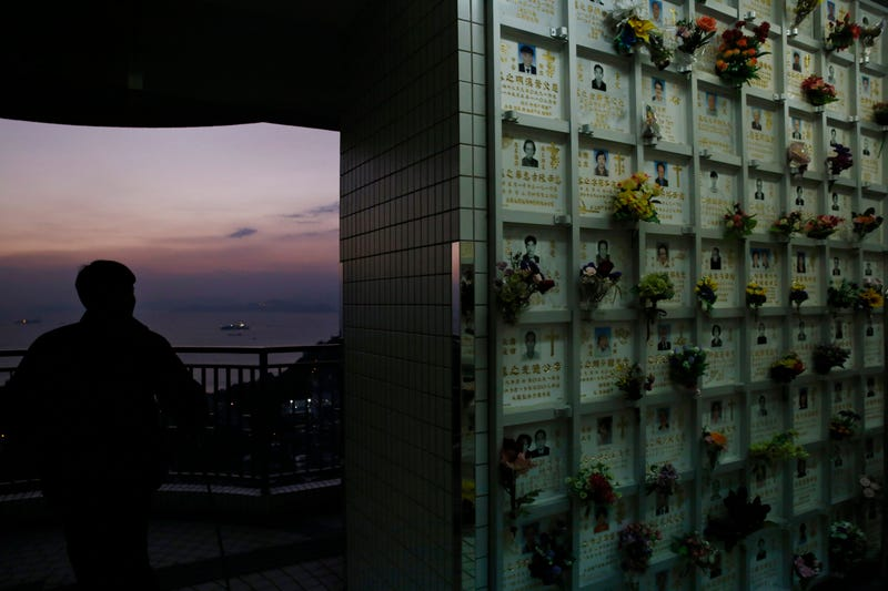 A Cemetery In a Warehouse Solves a Serious Problem In Cities: Where to Put the Dead