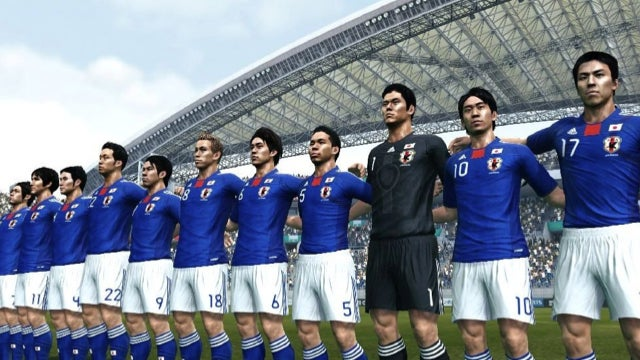 Japan, The Country That Isn't FIFA Crazy
