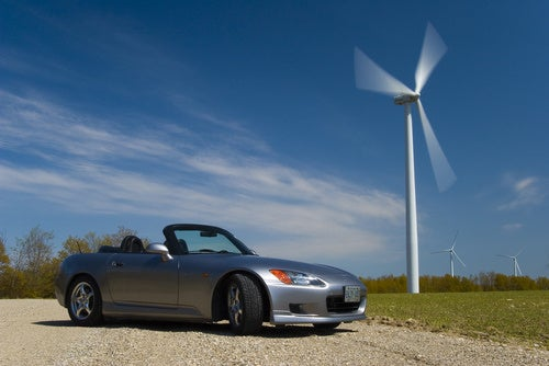 Jalopnik Reader Helps Environment With S2000