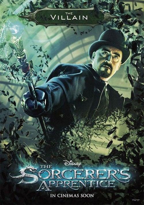 The Sorcerer's Apprentice Gallery